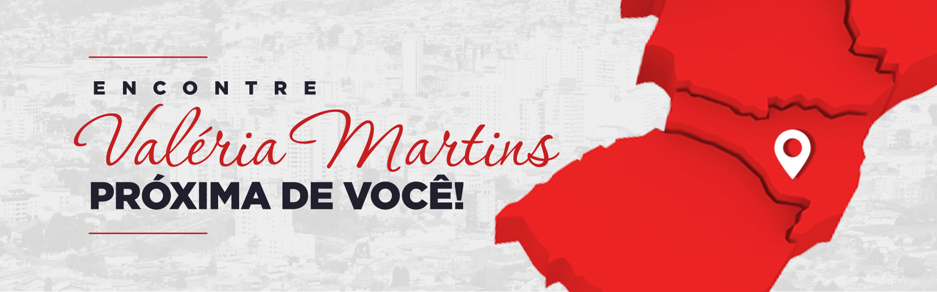 Banner Encontre a Valéria Martins